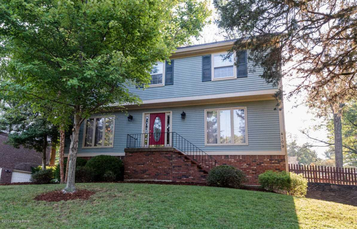 4109 Brentler Rd Louisville KY in Jefferson County - MLS# 1490301   Real Estate Listings For Sale  Search MLS Homes Condos Farms Photo 1