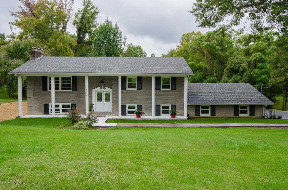 9116 Hi View Ln Louisville KY in Jefferson County - MLS# 1486265 | Real Estate Listings For Sale |Search MLS|Homes|Condos|Farms Photo 1