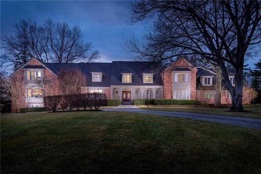 10650 Winterwood Drive Carmel, IN 46032   MLS 21547403 Photo 1