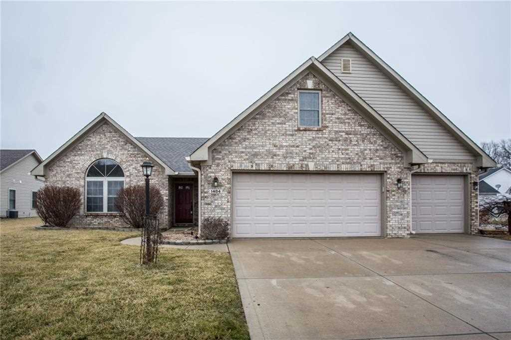 1404 Mahony Court Indianapolis, IN 46217 | MLS 21547605 Photo 1