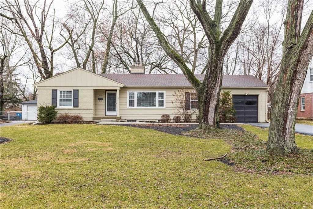 5730 N Oxford Street Indianapolis, IN 46220 | MLS 21547748 Photo 1