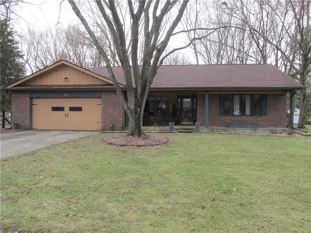 1101 W 78Th Street Indianapolis, IN 46260 | MLS 21547902 Photo 1