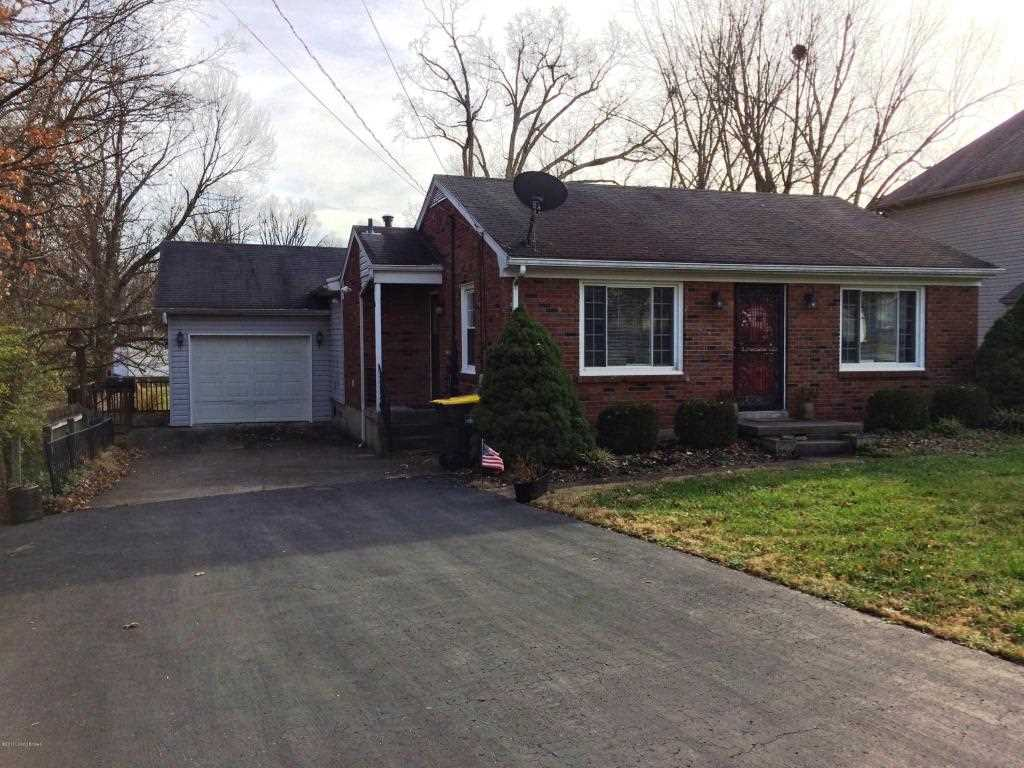 12020 Brinley Ave Louisville KY in Jefferson County - MLS# 1491798 | Real Estate Listings For Sale |Search MLS|Homes|Condos|Farms Photo 1