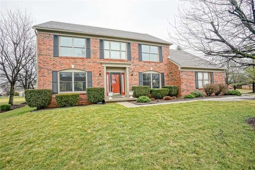 14375 George Court Carmel, IN 46032 | MLS 21548113 Photo 1