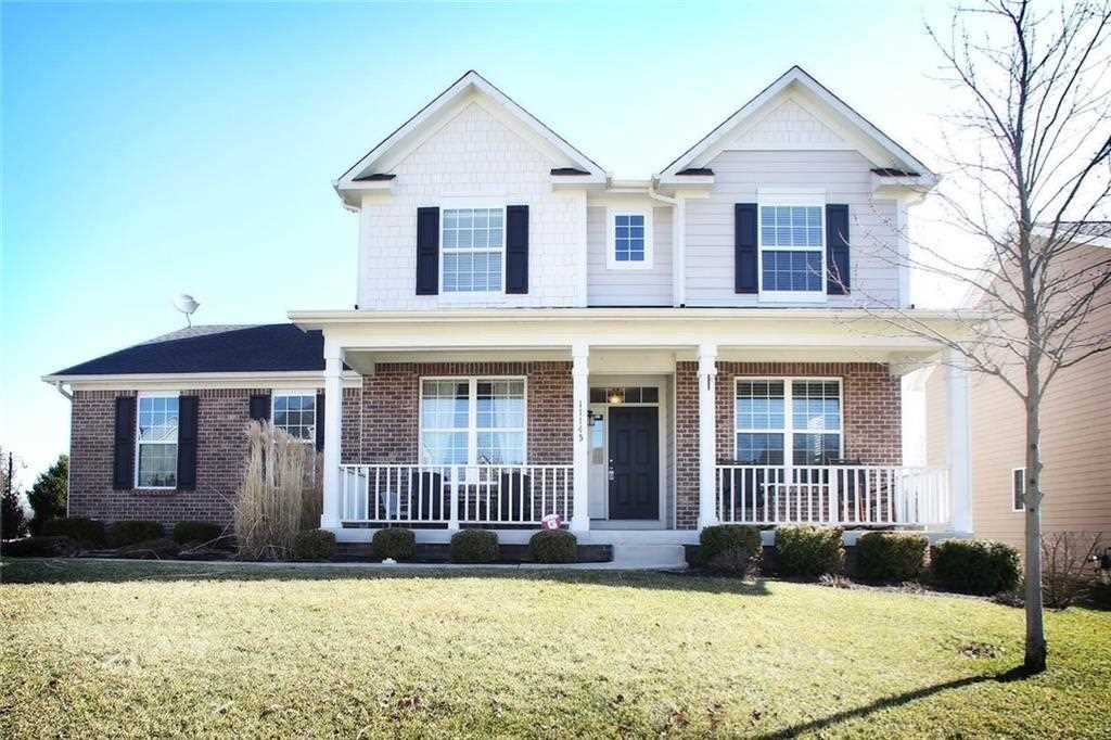 11145 Galley Way Fishers, IN 46040 | MLS 21548157 Photo 1