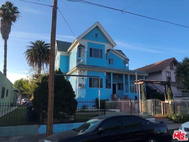 325 N Fickett Street, Los Angeles, CA 90033 MLS #18317668  Photo 1