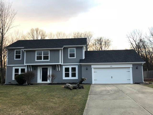 3896 S Creekside Drive New Palestine, IN 46163 | MLS 21543093 Photo 1
