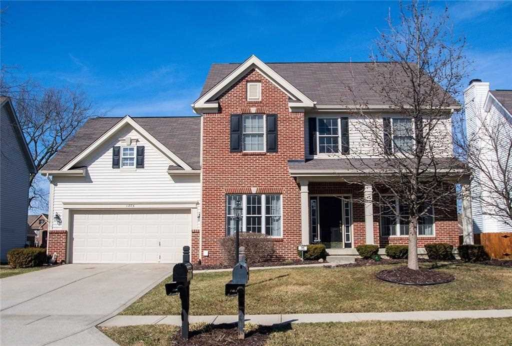 11886 Weathered Edge Drive Fishers, IN 46038 | MLS 21547631 Photo 1