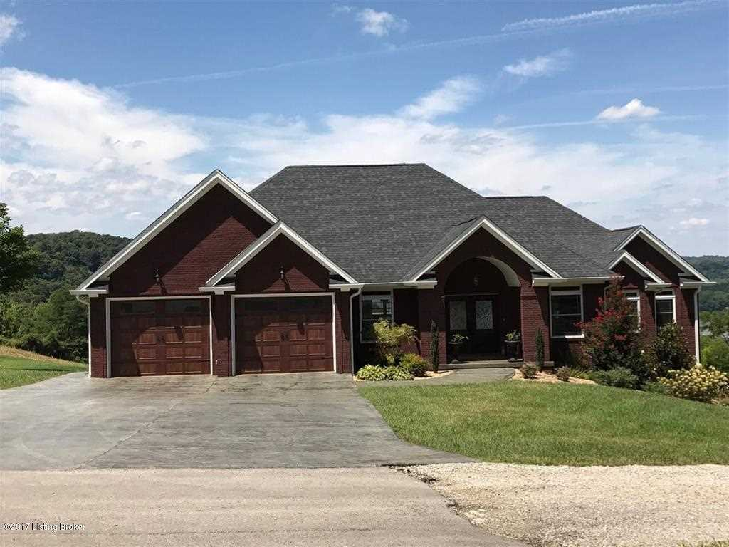 377 River Cliff Blvd Brandenburg KY in Meade County - MLS# 1484879   Real Estate Listings For Sale  Search MLS Homes Condos Farms Photo 1