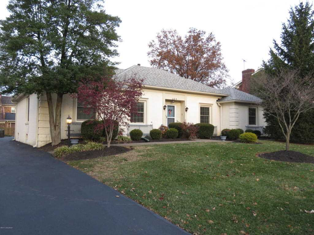 525 Nottingham Pkwy Louisville KY in Jefferson County - MLS# 1491830   Real Estate Listings For Sale  Search MLS Homes Condos Farms Photo 1