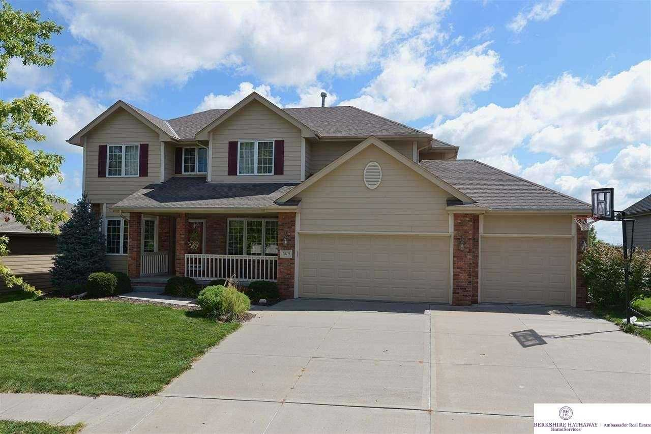 7419 N 155 Bennington, NE 68007 | MLS 21800574 Photo 1