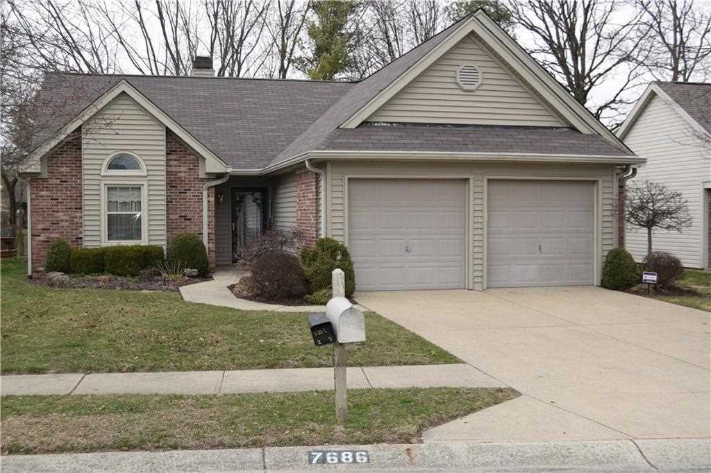 7686 Wickfield Way Indianapolis, IN 46256 | MLS 21549027 Photo 1
