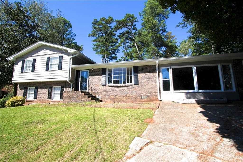 3767 Cumberland Way is a homes for sale located in the Cumberland Greens community of Lithonia Photo 1