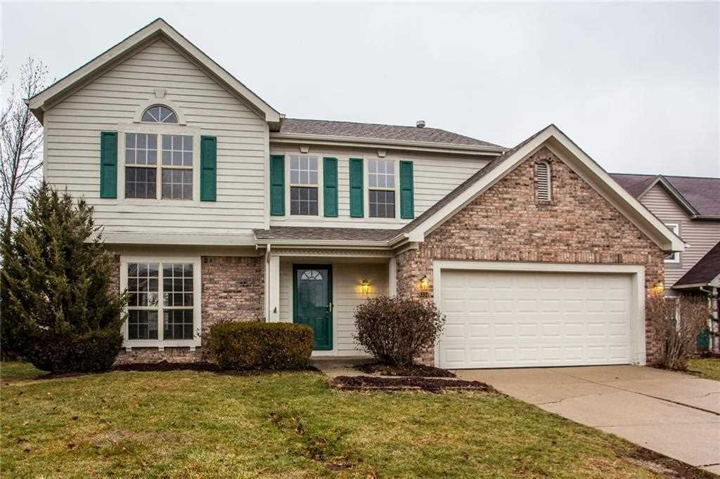 8334 Metzger Court Indianapolis, IN 46256 | MLS 21540540 Photo 1