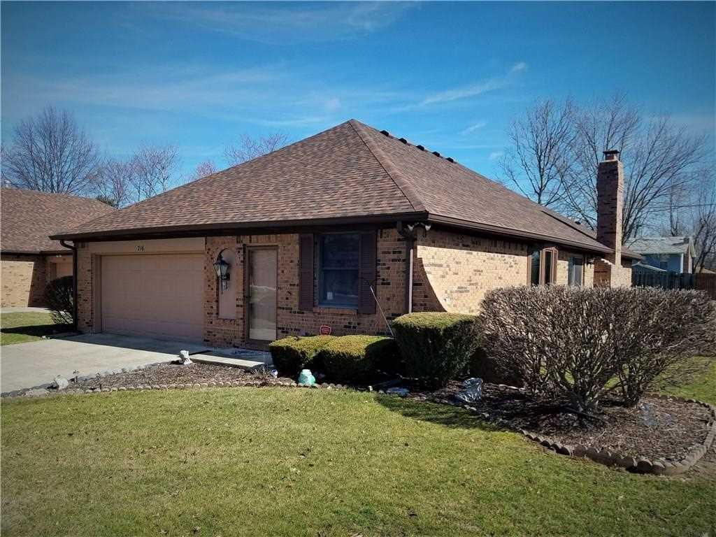 716 Eagle Crest Drive Brownsburg, IN 46112 | MLS 21549304 Photo 1