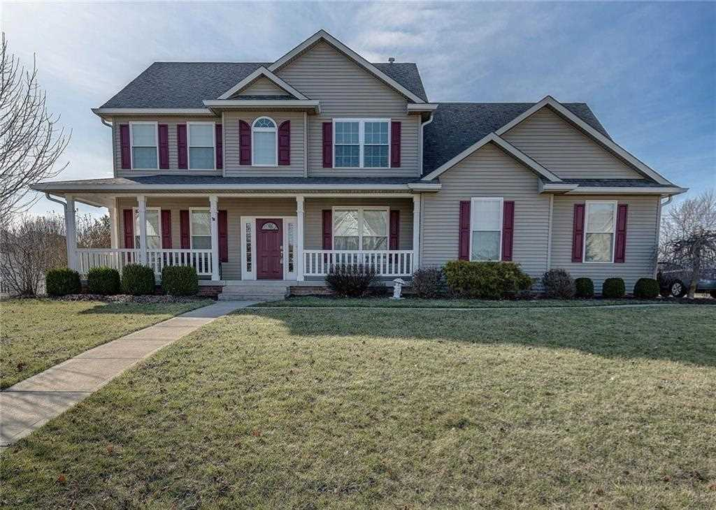 504 S Meadow Song Court New Palestine, IN 46163 | MLS 21547869 Photo 1