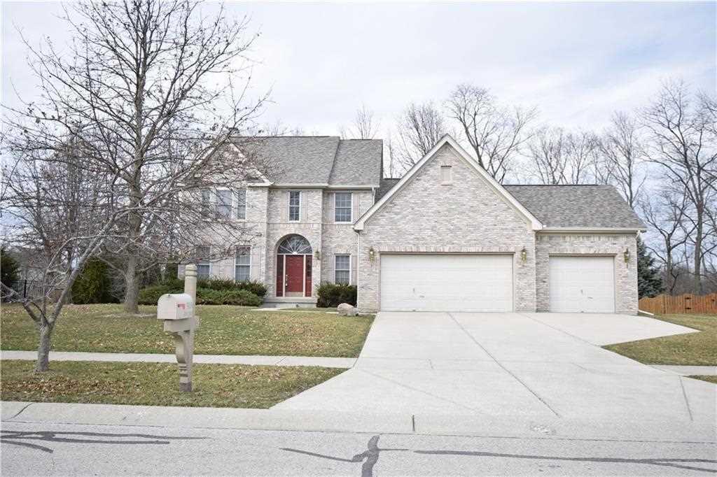 9106 Iris Lane Zionsville, IN 46077 | MLS 21549632 Photo 1