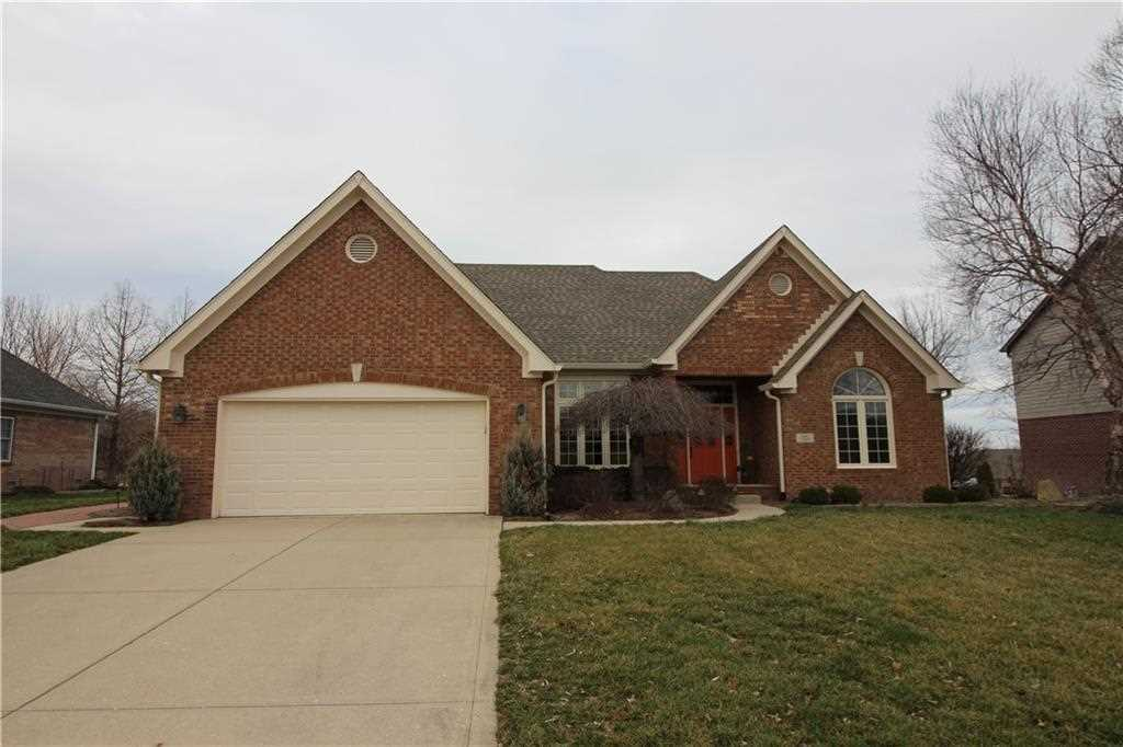 6560 E Ridgeway Drive Mooresville, IN 46158 | MLS 21549472 Photo 1