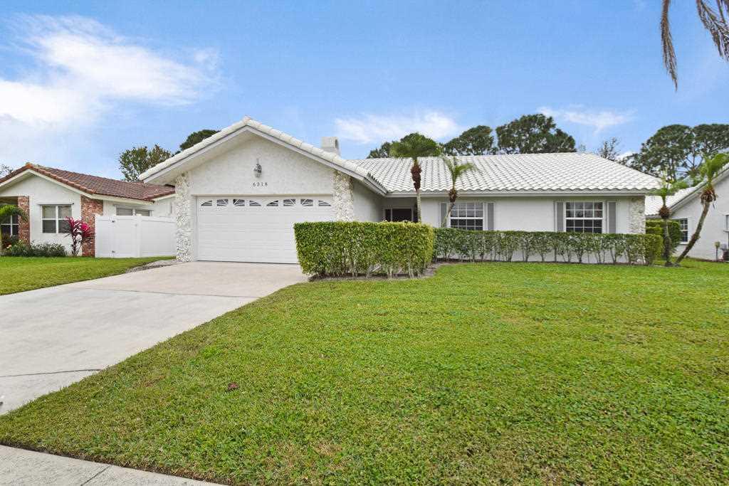 6306 Woodbury Road Boca Raton, FL 33433 | MLS RX-10395771 Photo 1