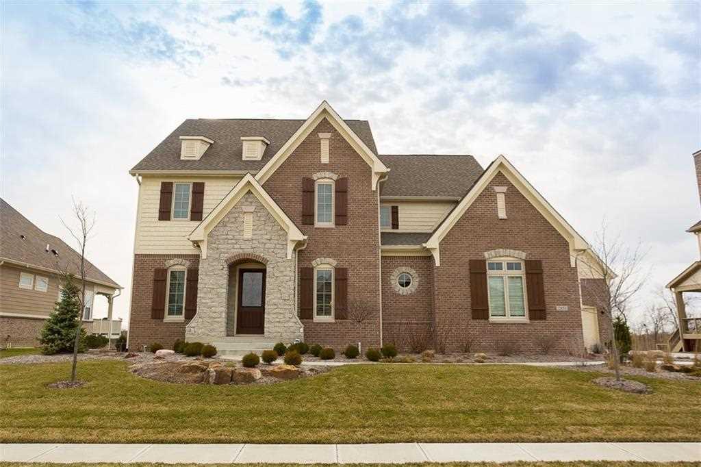 2851 Old Vines Drive Westfield, IN 46074 | MLS 21549135 Photo 1