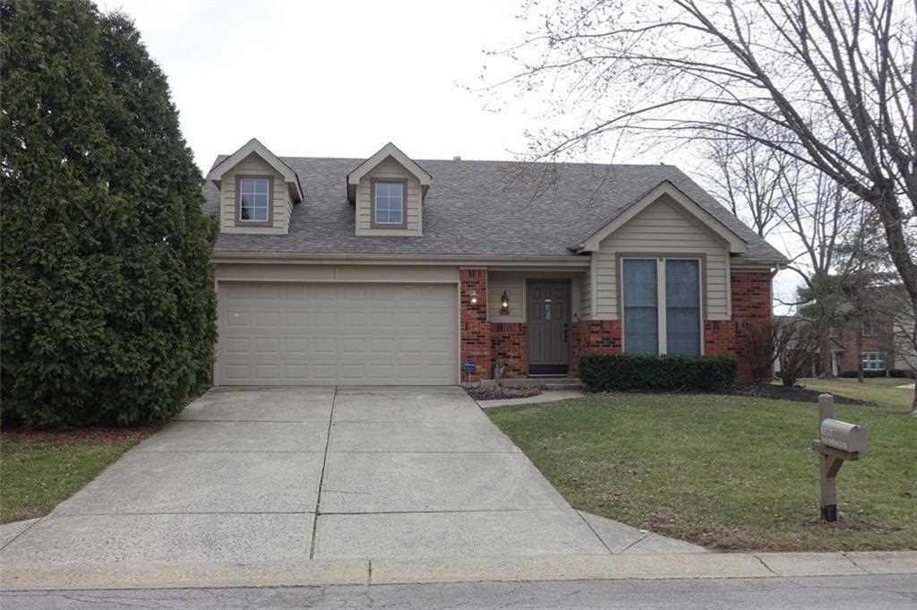 8537 Rock Hollow Circle Indianapolis, IN 46256 | MLS 21549684 Photo 1