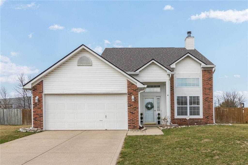 10538 Sedgegrass Drive Indianapolis, IN 46235   MLS 21548542 Photo 1