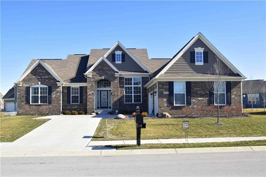 10049 Delmore Drive Fishers, IN 46040 | MLS 21548593 Photo 1