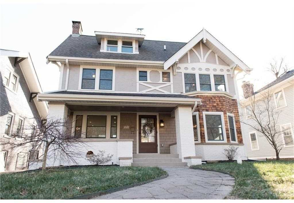 29 W 42Nd Street Indianapolis, IN 46208 | MLS 21549911 Photo 1