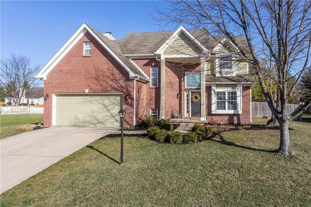 11220 Echo Grove Court Indianapolis, IN 46236 | MLS 21550084 Photo 1