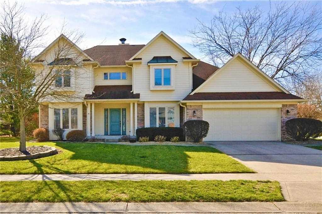 9029 Ridgecreek Drive Indianapolis, IN 46256 | MLS 21545722 Photo 1