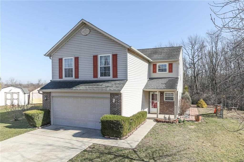 6307 Coconut Court Indianapolis, IN 46217 | MLS 21550107 Photo 1