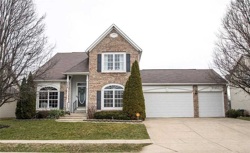 5358 Rippling Brook Way Way Carmel, IN 46033 | MLS 21549559 Photo 1