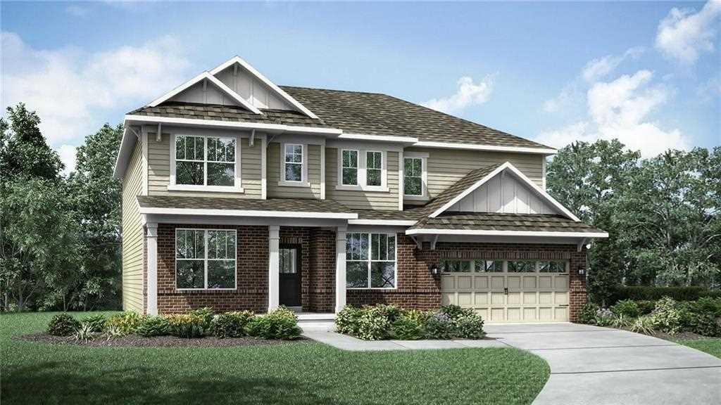 4148 Basswood Drive Avon, IN 46122 | MLS 21550122 Photo 1