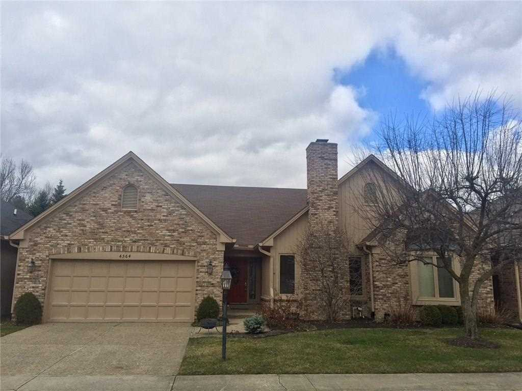 4564 Oxford Place Carmel, IN 46033 | MLS 21550069 Photo 1