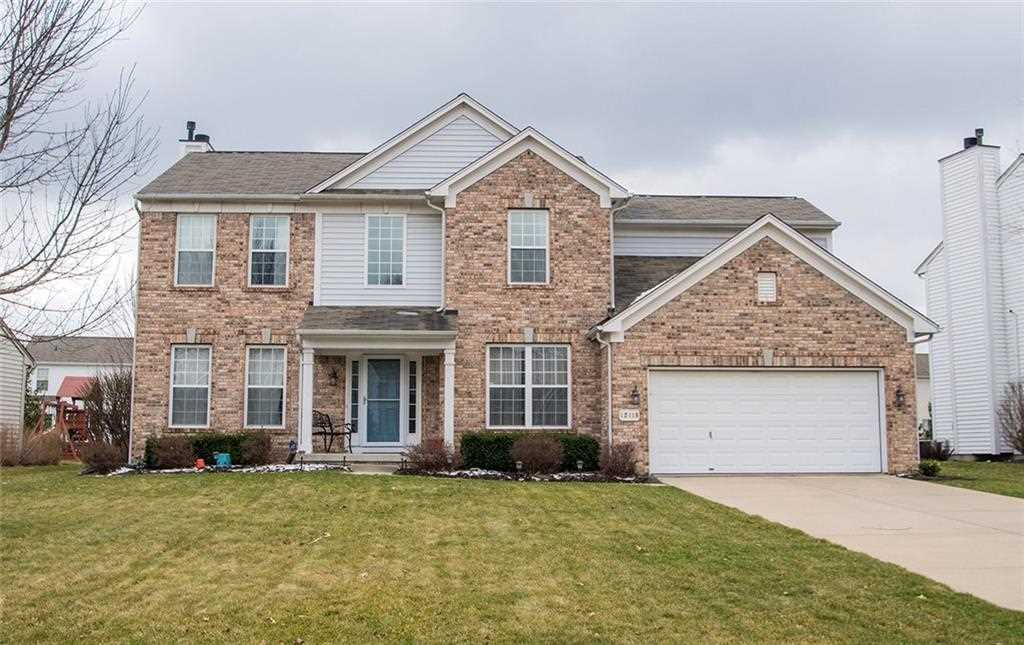12118 Sellerton Drive Fishers, IN 46037 | MLS 21549915 Photo 1