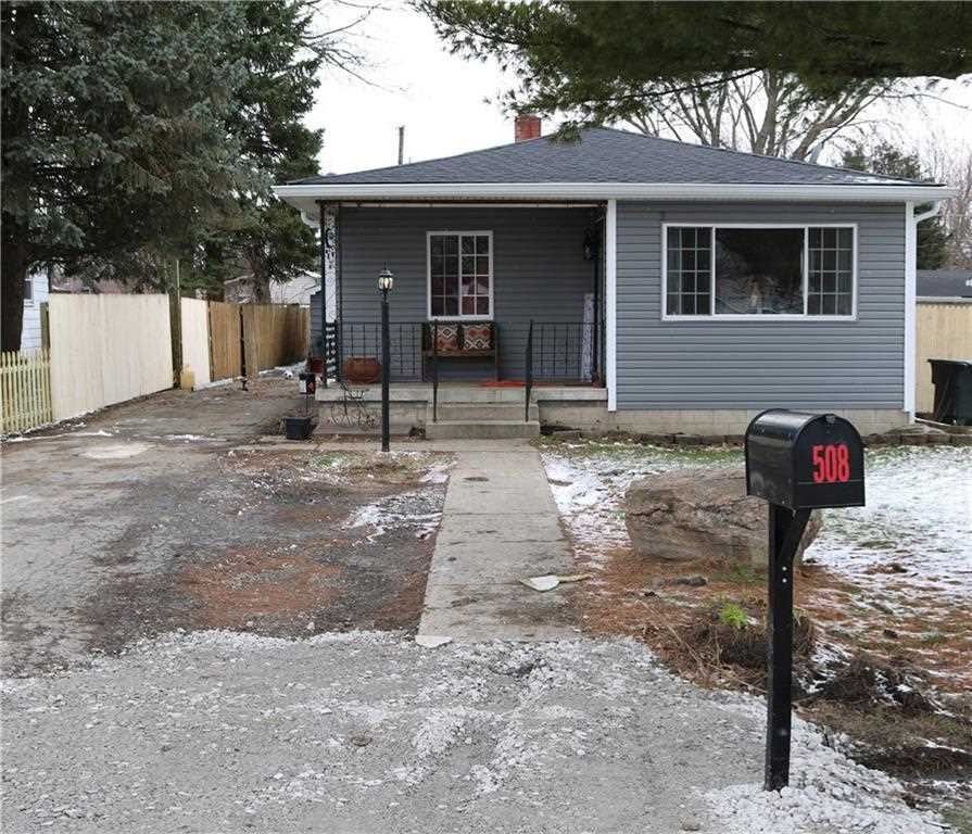 508 S Fleming Street Indianapolis, IN 46241 | MLS 21550190 Photo 1