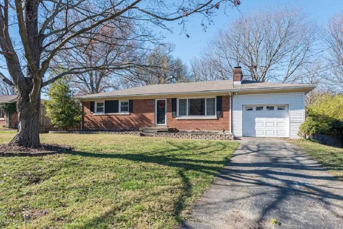 5206 Stout Blvd Louisville KY in Jefferson County - MLS# 1491442   Real Estate Listings For Sale  Search MLS Homes Condos Farms Photo 1