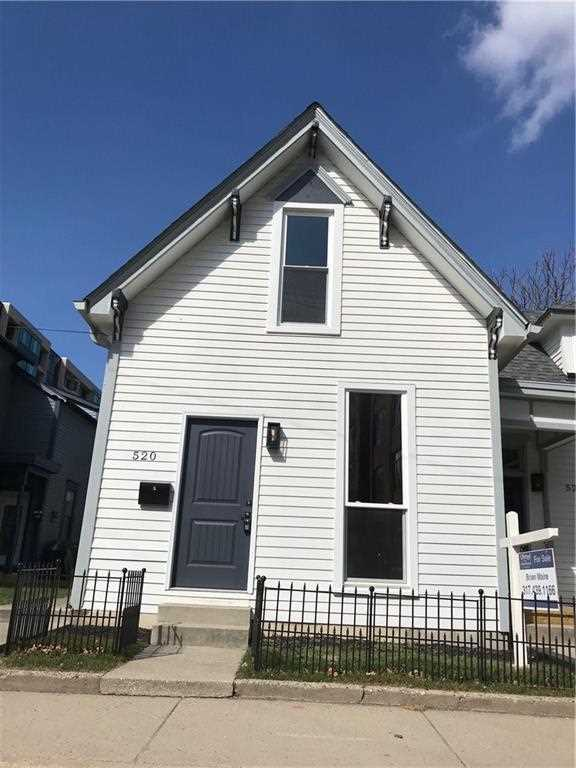 520 E Michigan Street Indianapolis, IN 46202 | MLS 21549923 Photo 1