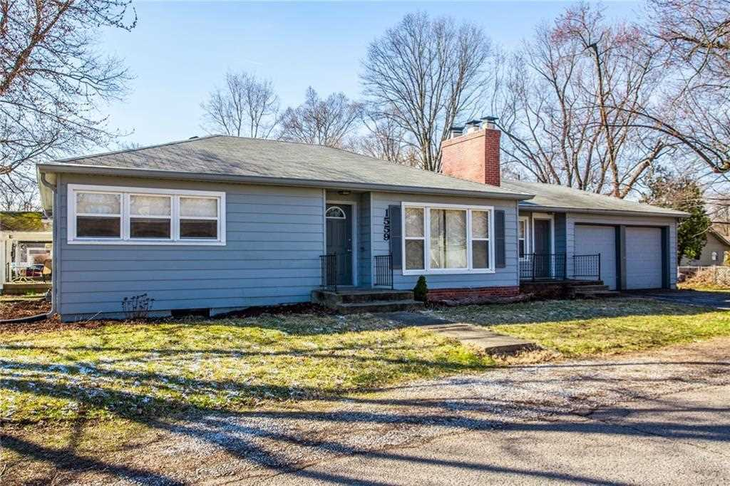 1559 E 51St Street Indianapolis, IN 46205 | MLS 21549934 Photo 1