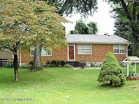 10219 Dodge Ln Louisville KY in Jefferson County - MLS# 1490840   Real Estate Listings For Sale  Search MLS Homes Condos Farms Photo 1