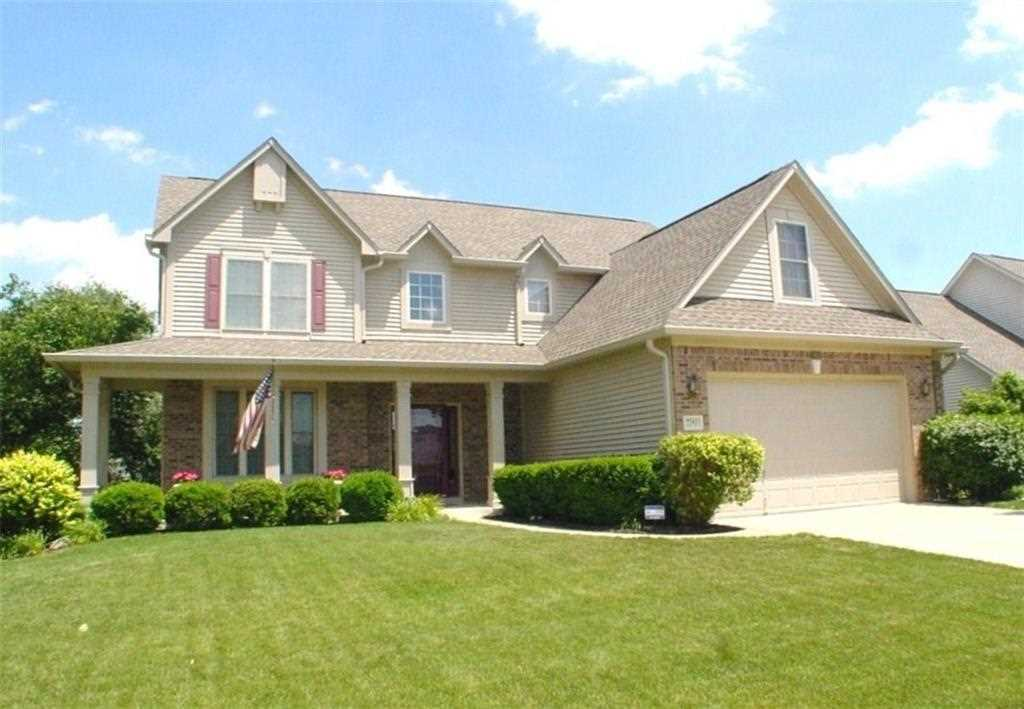 7241 Capel Drive Indianapolis, IN 46259 | MLS 21539467 Photo 1