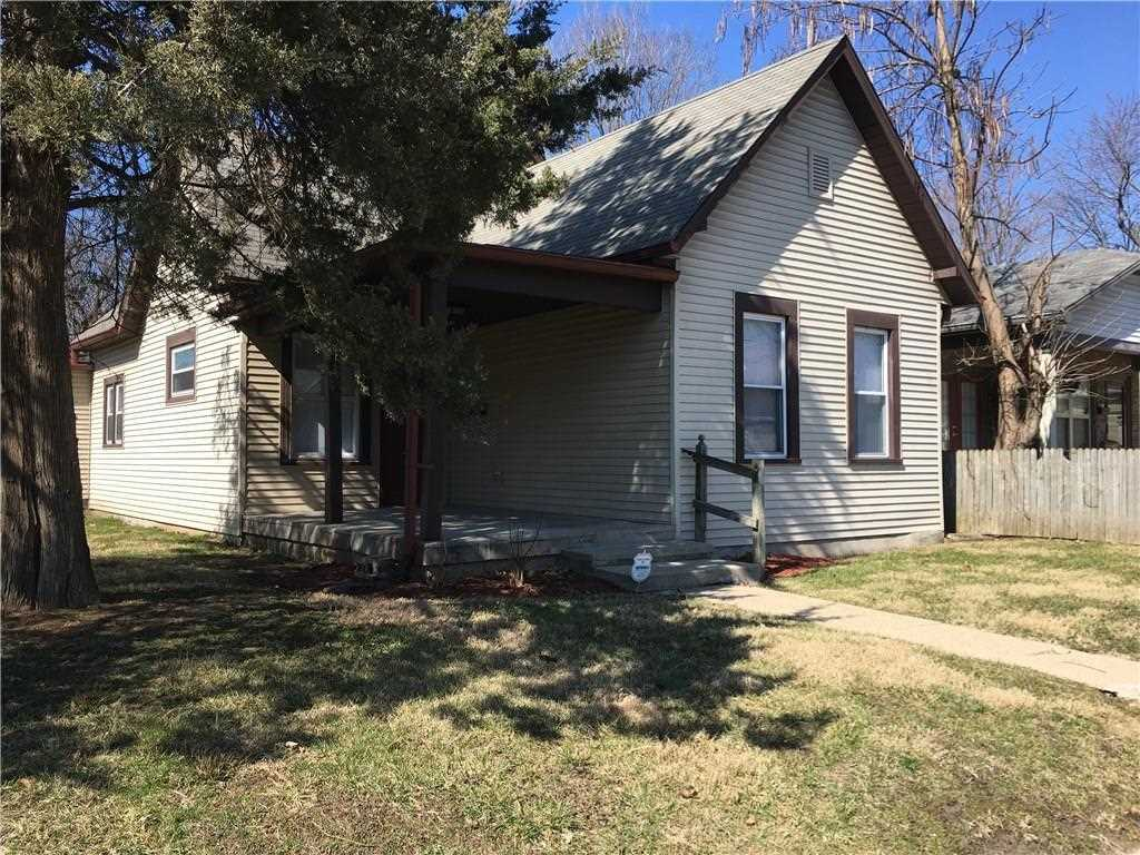 710 N Tremont Street Indianapolis, IN 46222 | MLS 21550568 Photo 1