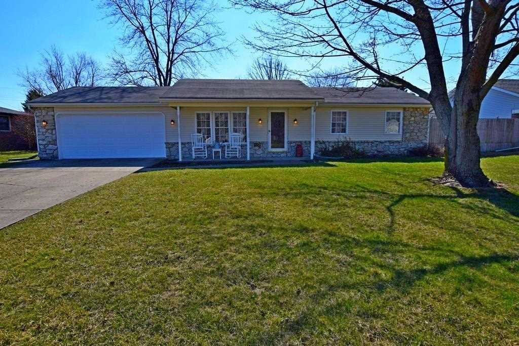417 Spring Mill Road Anderson, IN 46013 | MLS 21550441 Photo 1