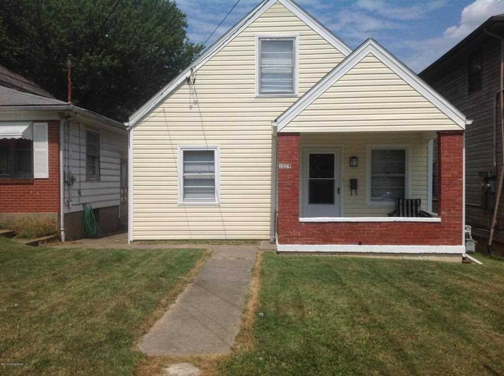1029 Tennessee Ave Louisville KY in Jefferson County - MLS# 1481387 | Real Estate Listings For Sale |Search MLS|Homes|Condos|Farms Photo 1