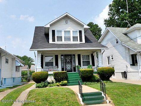 816 Dearborn Ave Louisville KY in Jefferson County - MLS# 1485416 | Real Estate Listings For Sale |Search MLS|Homes|Condos|Farms Photo 1