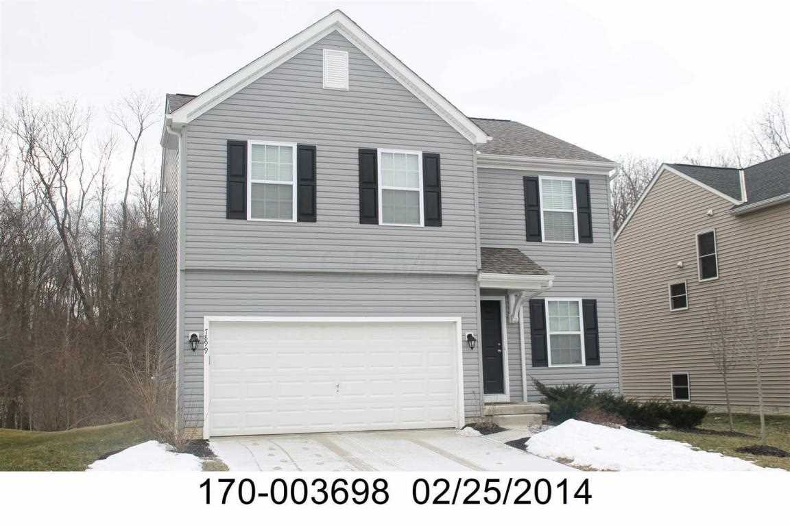 7899 Prairie Willow Drive Blacklick, OH 43004 | MLS 218007109 Photo 1