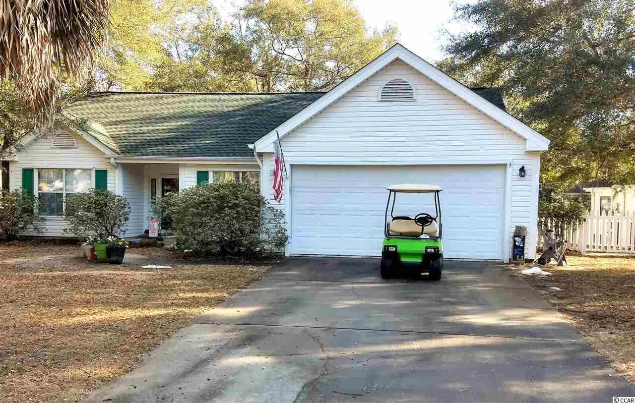 225 Reef Run Road Pawleys Island, SC 29585 | MLS 1800545 Photo 1