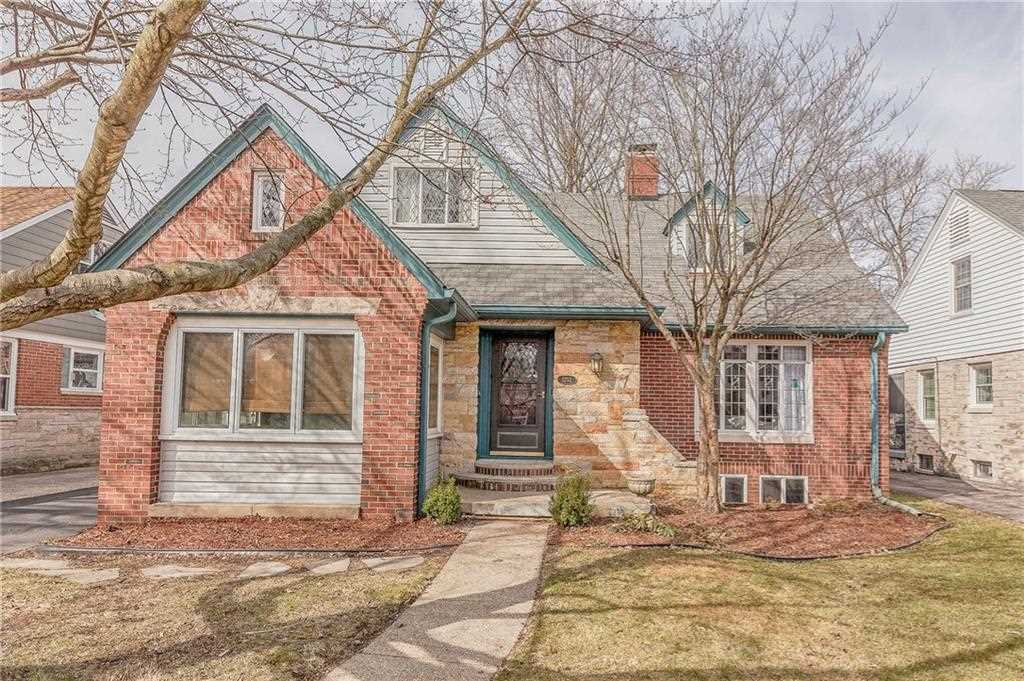 5252 N Boulevard Place Indianapolis, IN 46208 | MLS 21549628 Photo 1