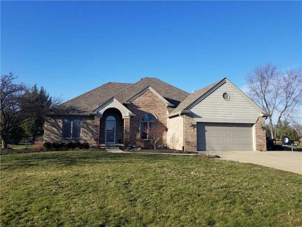 5646 W Stonehaven Lane New Palestine, IN 46163 | MLS 21548640 Photo 1