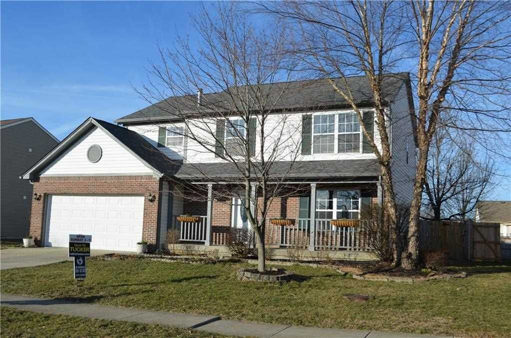 6058 Honeywell Drive Indianapolis, IN 46236 | MLS 21551459 Photo 1